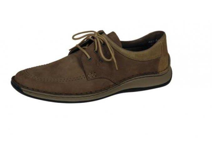 Pánské módní pohodlná obuv 05210-42