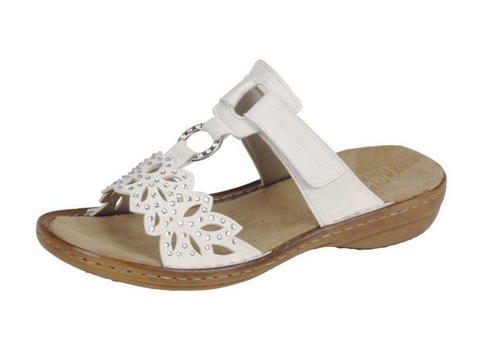 Dámské pohodlné pantofle 608a6-80