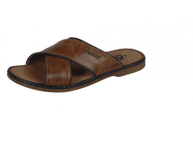 Pánské pohodlné pantofle 25295-25