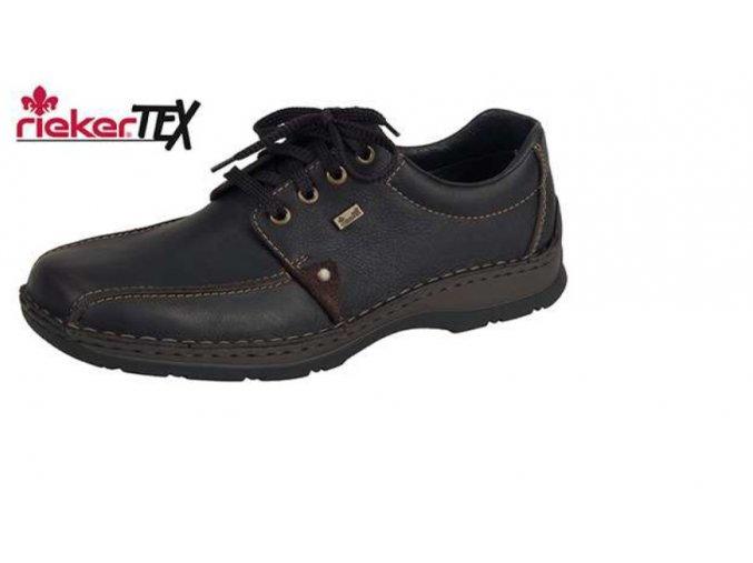 Pánská obuv s ozdobným šitím 05304-26