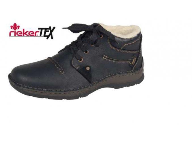 Pánská obuv s ovečkou 05334-00