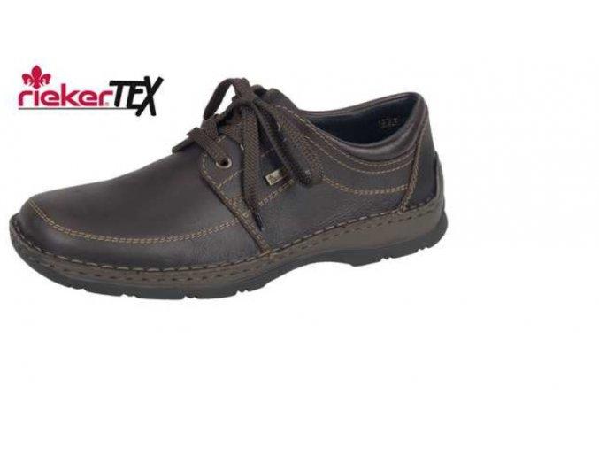 Pánská obuv na tkaničky 05313-25