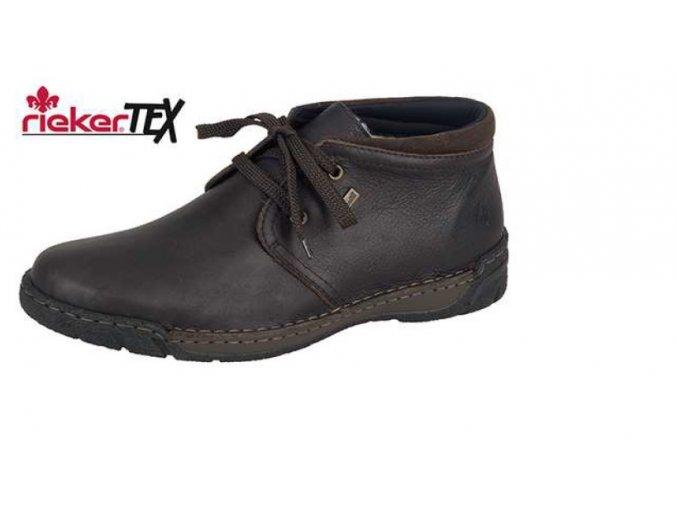 Pánská zateplená obuv s membránou b0344-25