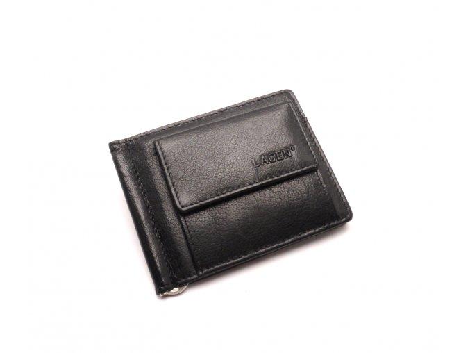 Pánská peněženka W-2010 BLACK