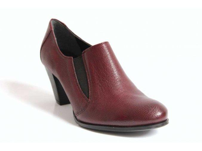 Dámské elegantní boty 10086