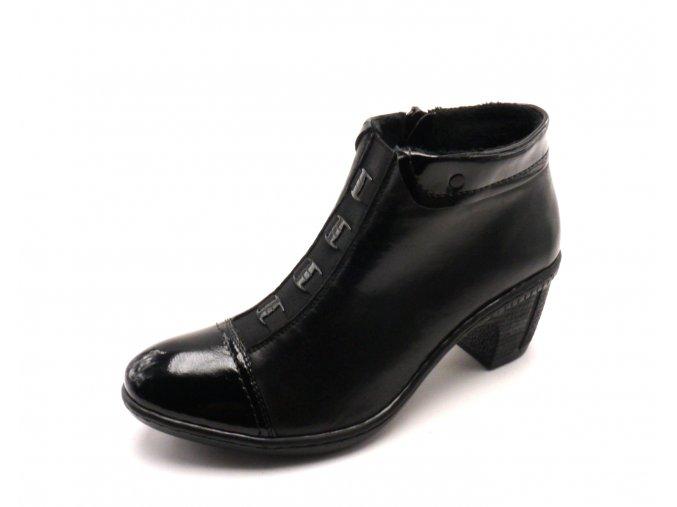 Dámská kotníčková obuv 50292-00
