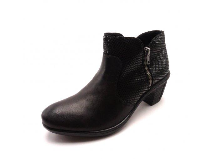 Dámská kotníčková obuv 50288-00