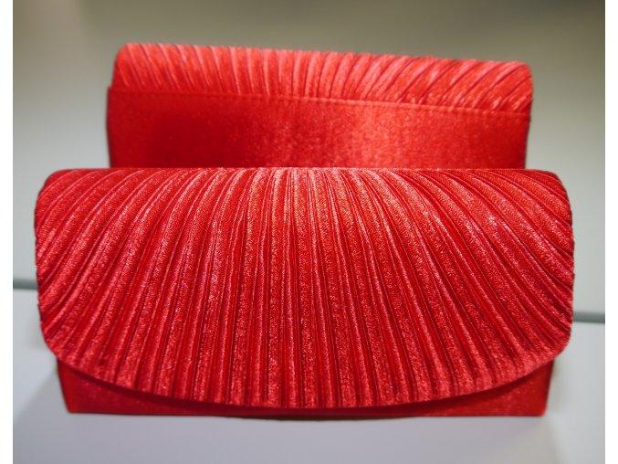 Kabelka 1804 červená