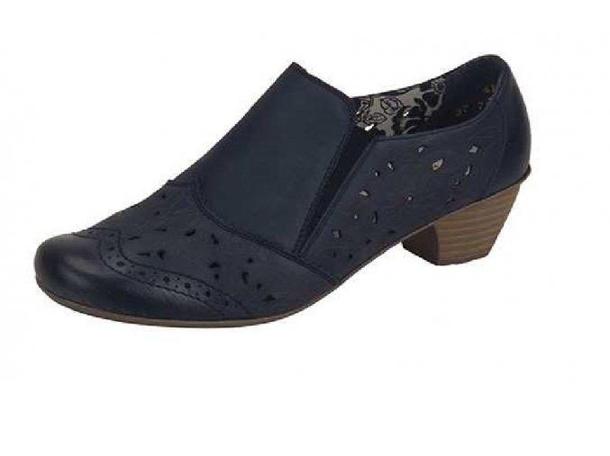 Dámská elegantní obuv 41757-14