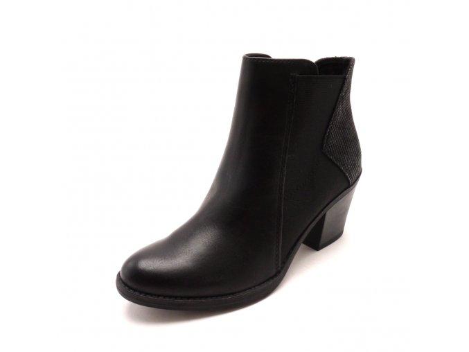 Dámská elegantní kotníčková obuv 2-25314-29