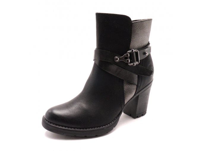 Dámské ozdobné kotníkové boty 2-25411-29