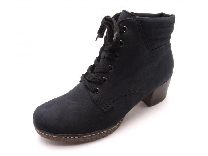 Dámské kotníkové boty 79024-15