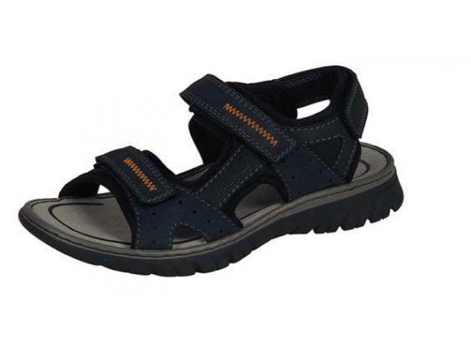 Pánské pohodlné sandály 26757-14