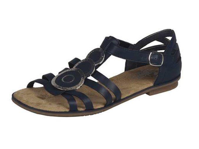 Dámské krásné a elegantní sandály 64296-14