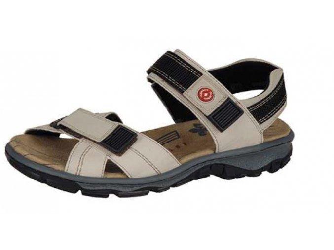 Dámský velice pohodlný sandál 68851-60