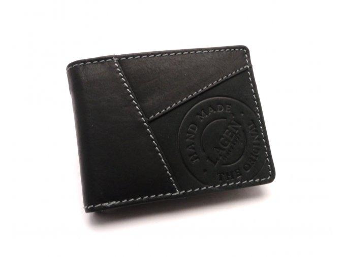 Pánská kožená peněženka 511451 BLACK