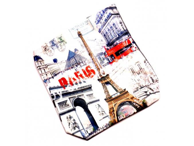 Elegantní taška textilní PARIS 4