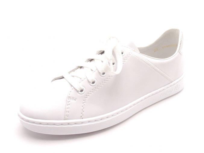 Dámské bílé tenisky N48G1-80