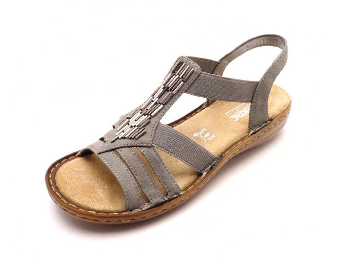 Dámské nazouvací sandály 60800-42