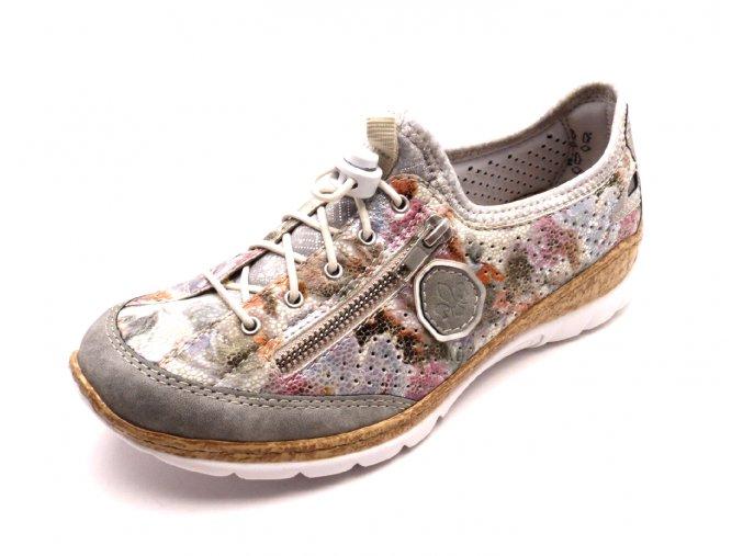 Dámská sportovní obuv N42V1-40 cement