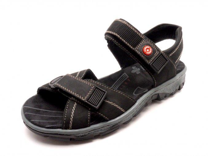 Dámský velice pohodlný sandál 68851-00