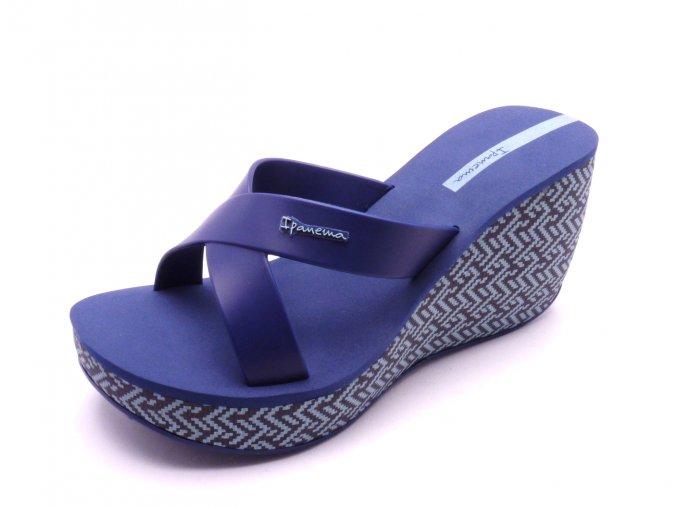 Dámské pantofle Ipamema Lipstick 82288 Blue 21119