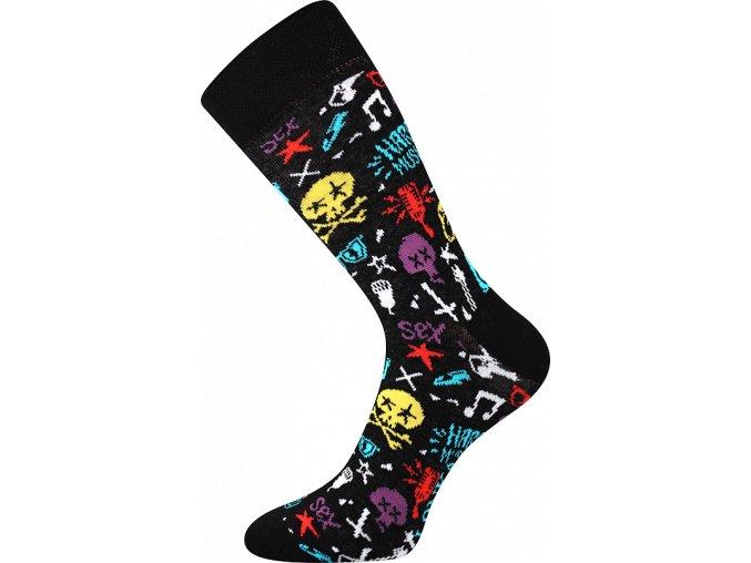 ponozky rocker