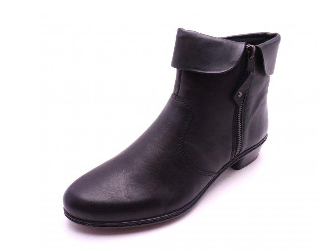 Dámská kotníčková obuv Y07A8-00