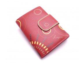 Dámská peněženka PR-11124 RED