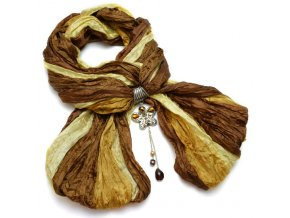 Šátek s motýlem - varianta 12