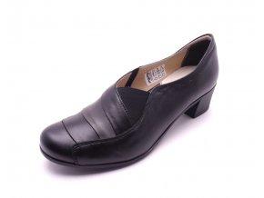 Dámská pohodlná obuv z kůže 91143/4