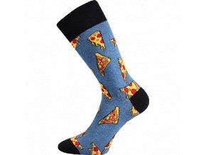 pizza ponozky