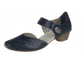 Dámská perforovaná obuv 49785-14