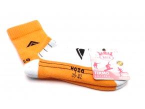 Ponožky H3402f
