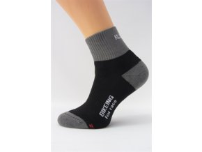Ponožky K003 tmavé
