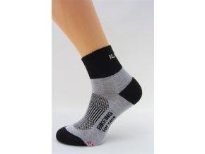 Ponožky K003 světlé