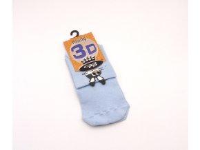 Ponožky Zajik - modré