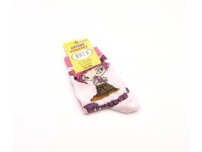 Ponožky H1804 - růžová