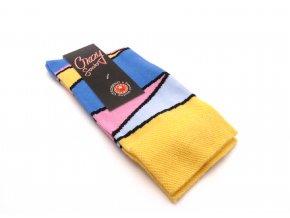 Ponožky duha
