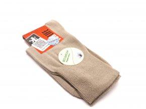 Ponožky for life béžové