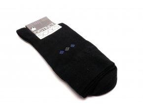 Ponožky distinct - kosočtverec modrý