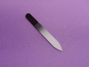 Skleněný pilník černý