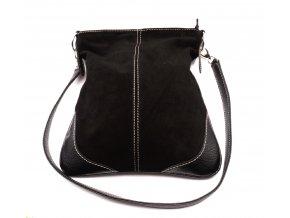 Krásná kabelka 16-62 černá