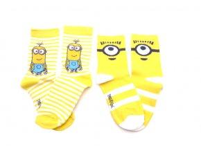 Ponožky Mimoni 1