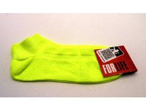 Ponožky Col Max žlutá