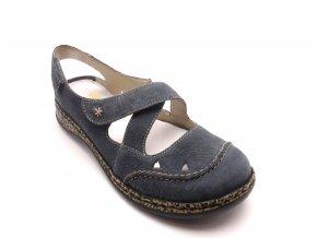 Dámské pohodlné sandály 46379-14