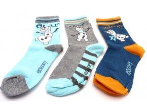 Dětské ponožky Olaf - EP4705-1