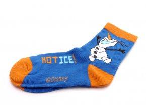 Dětské ponožky Olaf - PH4713-1