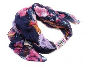 Šátek s ozdobou 10