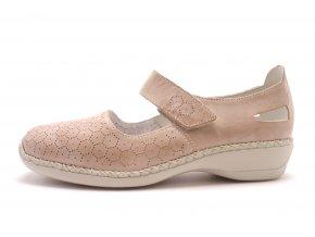 Dámská pohodlná obuv 41357-31